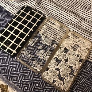 Accessories - 3 iPhone 6/6s Cases Kate Spade Rifle Paper Sonix